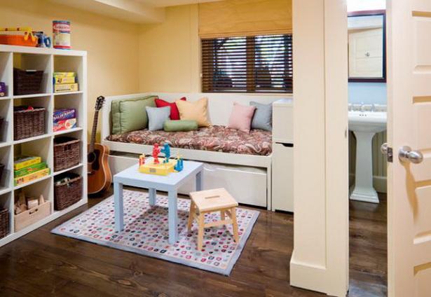 kleines kinderzimmer einrichten ideen. Black Bedroom Furniture Sets. Home Design Ideas