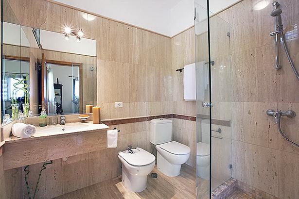 Ferienhaus La Gomera Villa Residencia: Insgesamt Gibt Es 4 Komplette  Eingerichtete Badezimmer