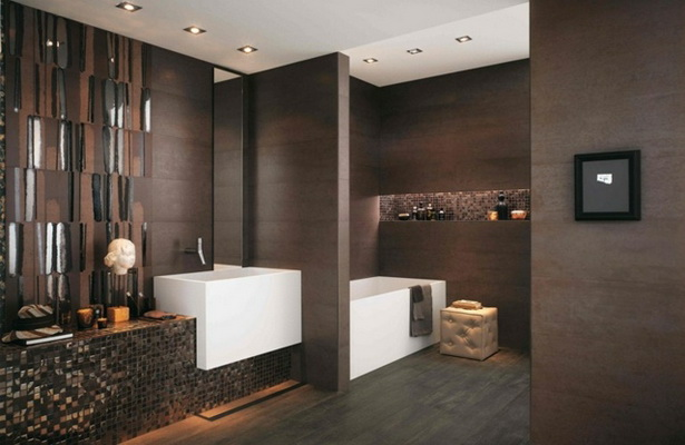 Moderne badezimmer fliesen bilder