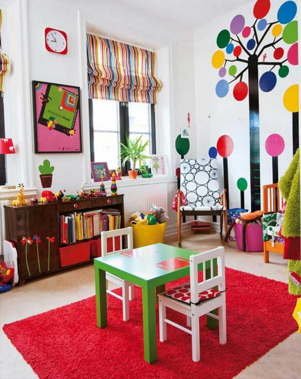 Spielecke kinderzimmer gestalten - Ideen kinderzimmergestaltung ...