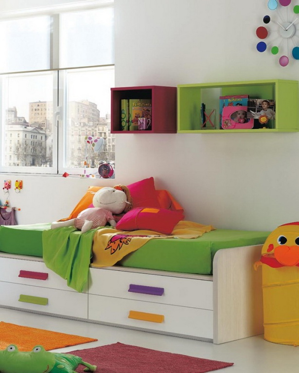 welche farbe f r kinderzimmer. Black Bedroom Furniture Sets. Home Design Ideas
