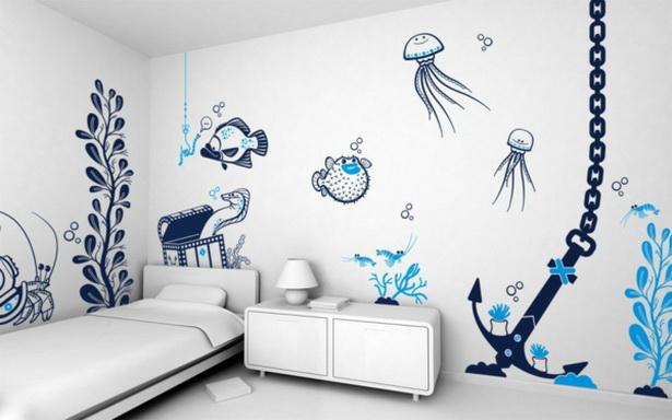 wandgestaltung ideen stilvolle und schöne ideen für einen neuen look