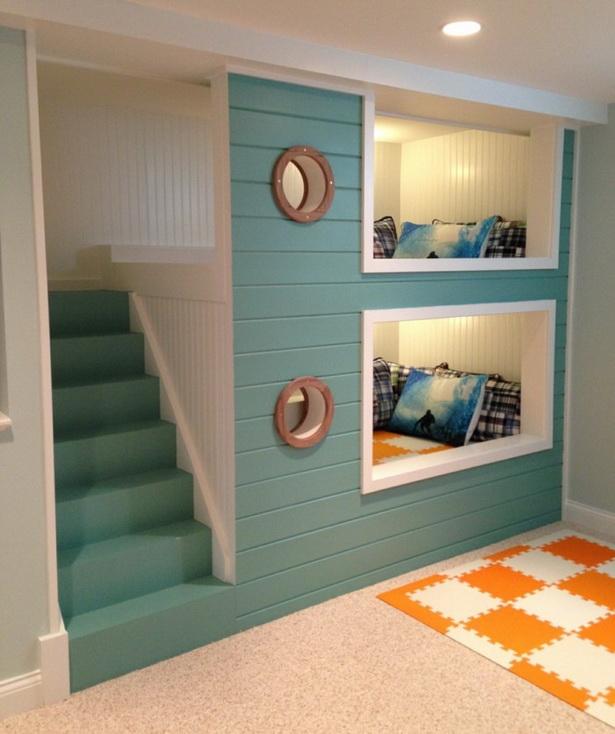 Small Kids Bedroom Design Nautical Bedroom Interior Design Art Deco Bedroom Furniture Kids Bunk Bed Bedroom: Zweite Ebene Kinderzimmer