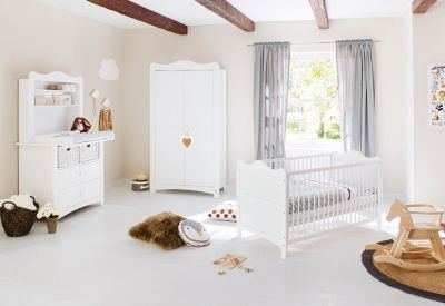 babyzimmer komplett set junge. Black Bedroom Furniture Sets. Home Design Ideas