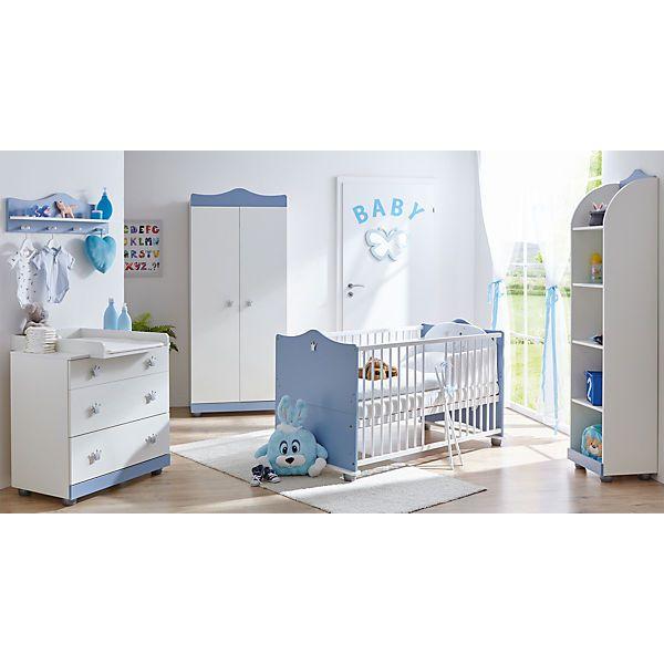 Babyzimmer komplett set junge for Komplett kinderzimmer baby