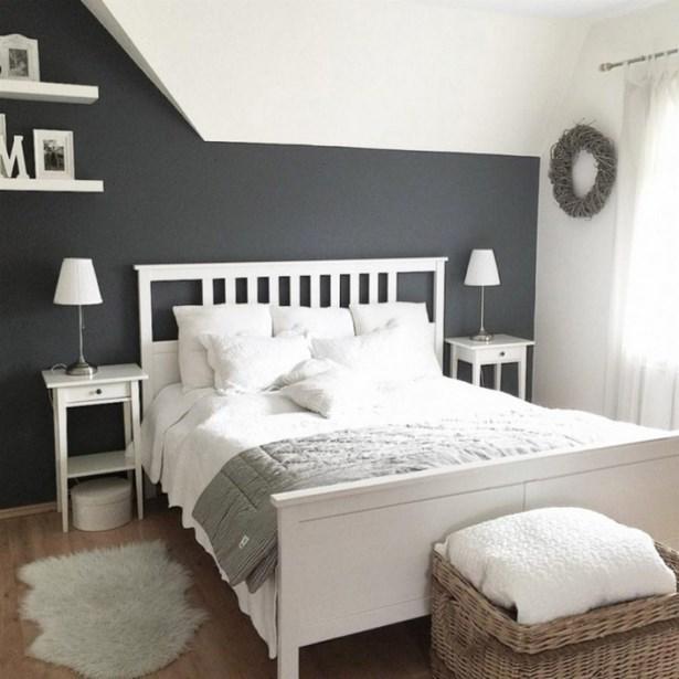 Schlafzimmer Brauntöne
