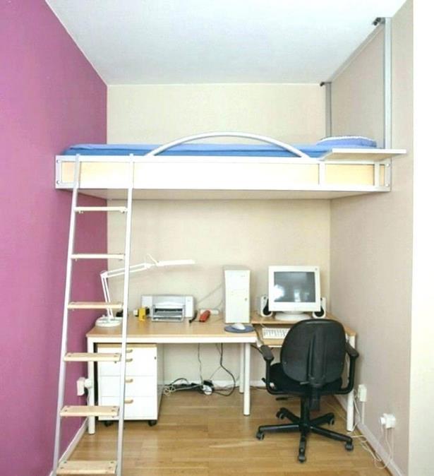 30 Tolle Jugendzimmer Ideen Und Tipps Für Kleine Räume: Sehr Kleines Jugendzimmer Einrichten