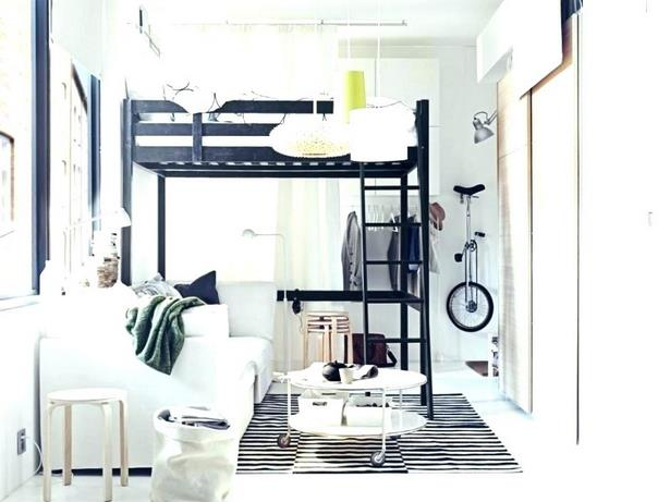 sehr kleines jugendzimmer einrichten. Black Bedroom Furniture Sets. Home Design Ideas