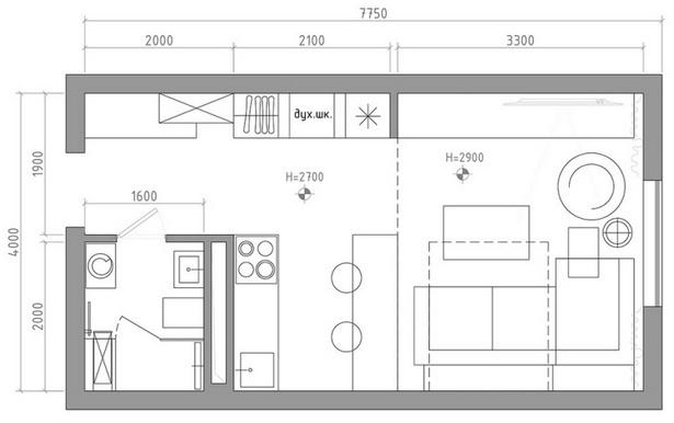 60 Qm Wohnung Einrichten