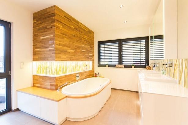Badezimmer modern holz