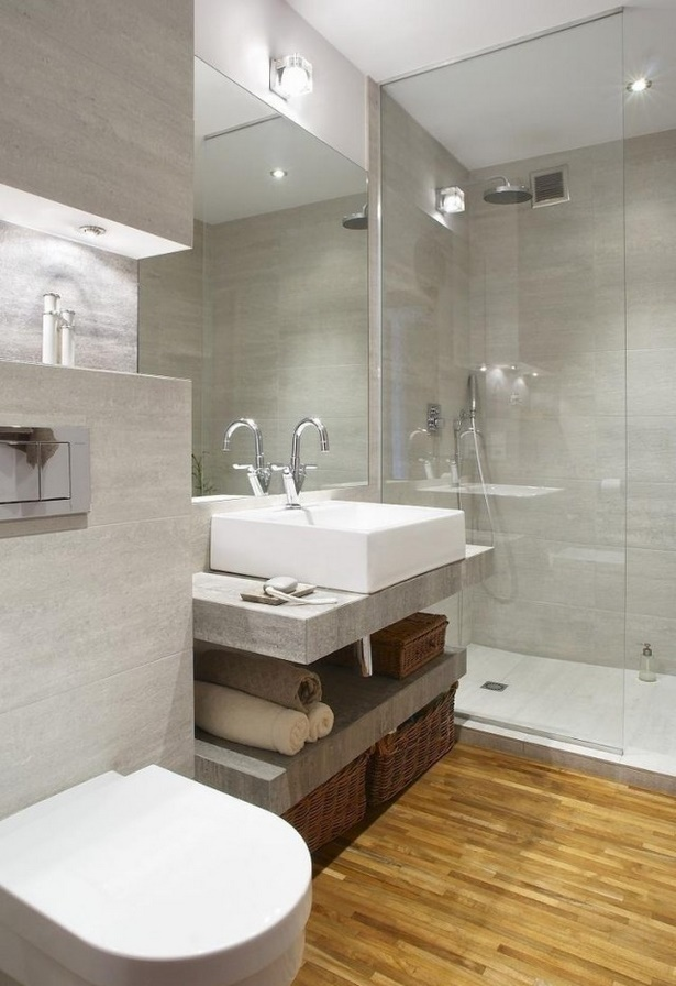 Best alternative f r fliesen in der dusche gallery for Badideen ohne fliesen