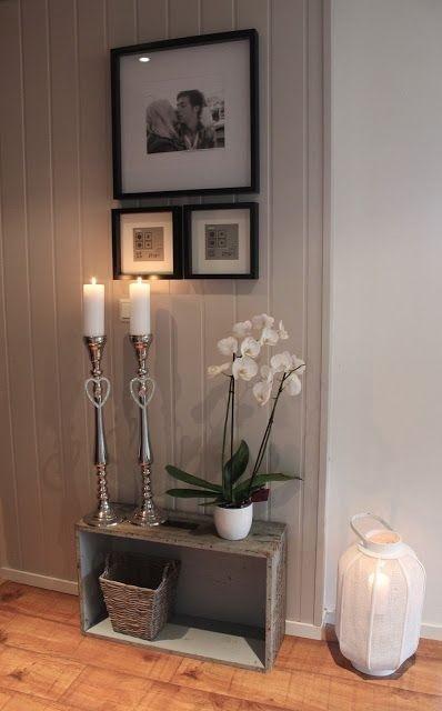 deko flur landhaus. Black Bedroom Furniture Sets. Home Design Ideas