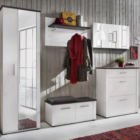 mbel diele great multia f r garderobe diele flur in with. Black Bedroom Furniture Sets. Home Design Ideas