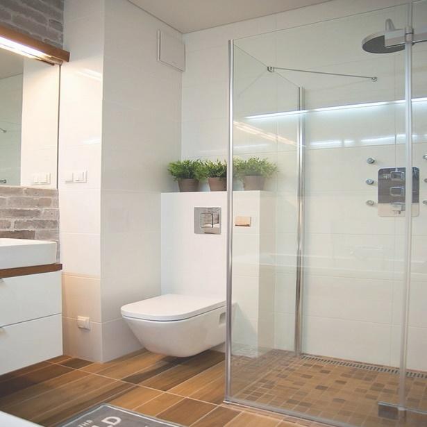Dusche gestalten - Duschschnecke bauen ...