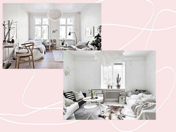einrichtungstipps kleine wohnung. Black Bedroom Furniture Sets. Home Design Ideas