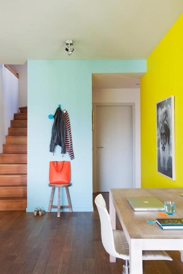 Wohnideen Diele farben für diele