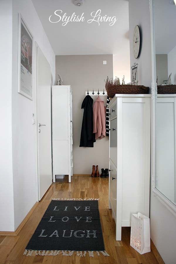 flur einrichten modern. Black Bedroom Furniture Sets. Home Design Ideas