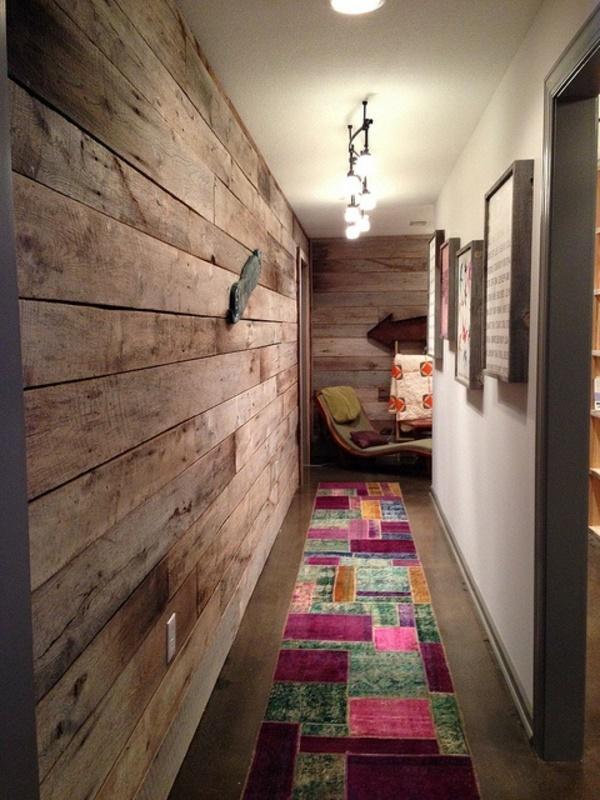 flur gestalten w nde. Black Bedroom Furniture Sets. Home Design Ideas