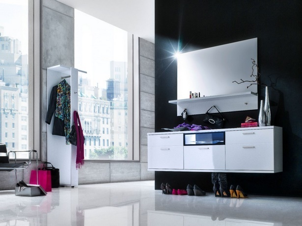 flur m bel ideen. Black Bedroom Furniture Sets. Home Design Ideas