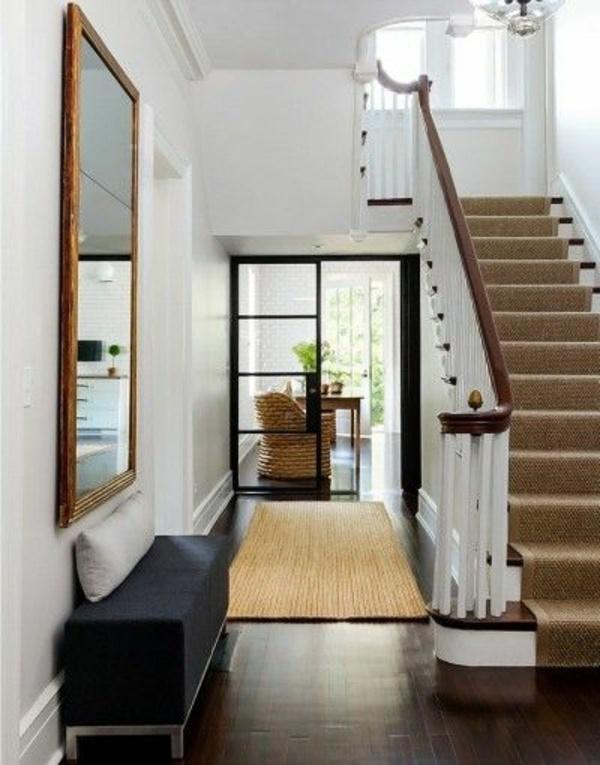 Treppen Gestalten flur mit treppe gestalten