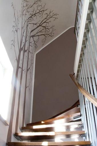 flur mit treppenaufgang gestalten. Black Bedroom Furniture Sets. Home Design Ideas
