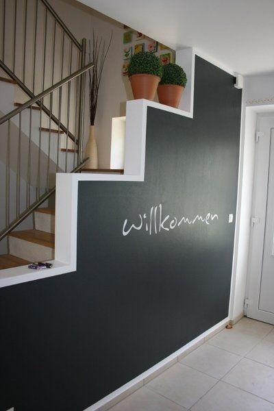 flur modern einrichten. Black Bedroom Furniture Sets. Home Design Ideas