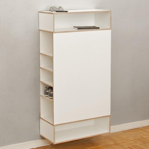 flur regal schmal. Black Bedroom Furniture Sets. Home Design Ideas