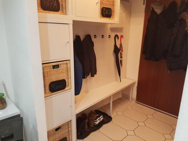 garderobe f r kleine r ume. Black Bedroom Furniture Sets. Home Design Ideas