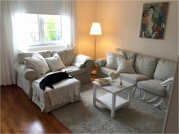 Großes sofa kleines wohnzimmer