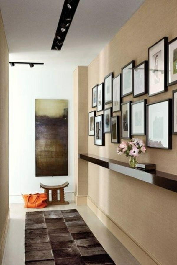 idee f r flur. Black Bedroom Furniture Sets. Home Design Ideas