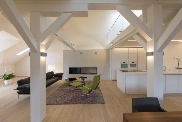 Wohnzimmer Ideen Dachgeschoss : Ideen für dachgeschosswohnung