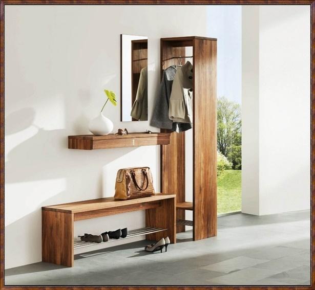 Ideen f r kleine garderoben for Flur garderoben kleine dielen