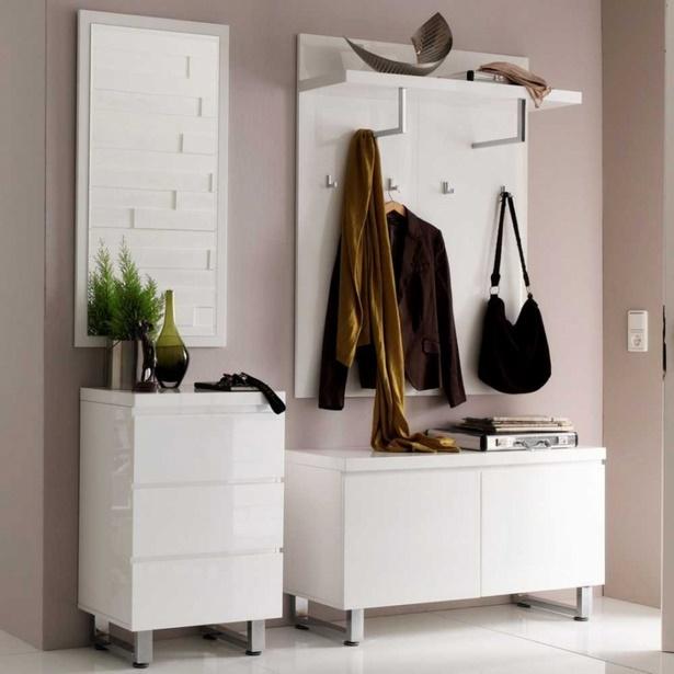 ideen f r kleine garderoben. Black Bedroom Furniture Sets. Home Design Ideas