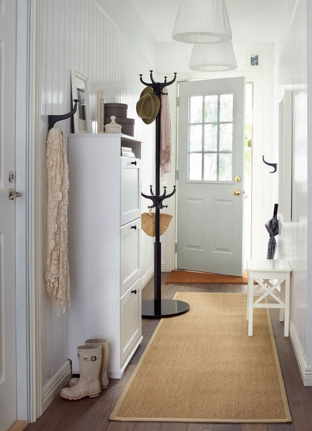 Garderoben Ideen Für Kleinen Flur ideen für kleinen flur