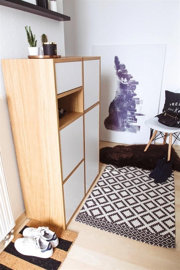 kleinen dunklen flur gestalten. Black Bedroom Furniture Sets. Home Design Ideas