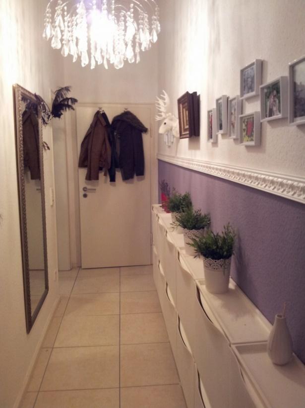 kleinen flur streichen. Black Bedroom Furniture Sets. Home Design Ideas