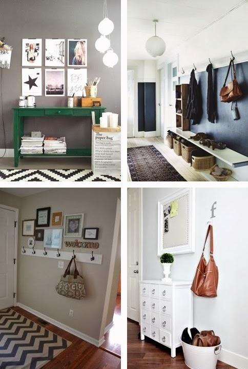 kleiner flur ideen. Black Bedroom Furniture Sets. Home Design Ideas