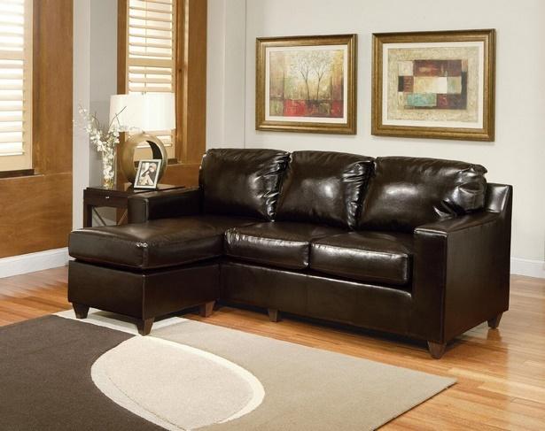 Kleines wohnzimmer großes sofa