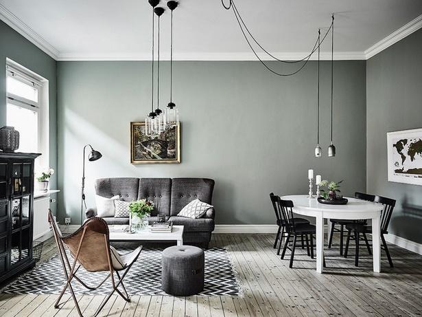 kleines wohnzimmer mit essecke einrichten. Black Bedroom Furniture Sets. Home Design Ideas