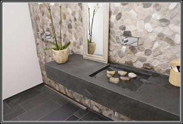 moderne badgestaltung ohne fliesen. Black Bedroom Furniture Sets. Home Design Ideas