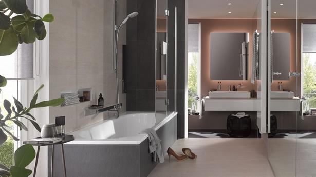 Schmales badezimmer gestalten - Schmales badezimmer ...