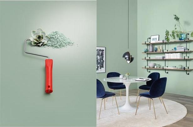 sch ner wohnen flur farbe. Black Bedroom Furniture Sets. Home Design Ideas