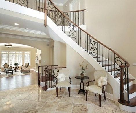 Ideen Für Treppenhausgestaltung treppenhaus gestalten ideen