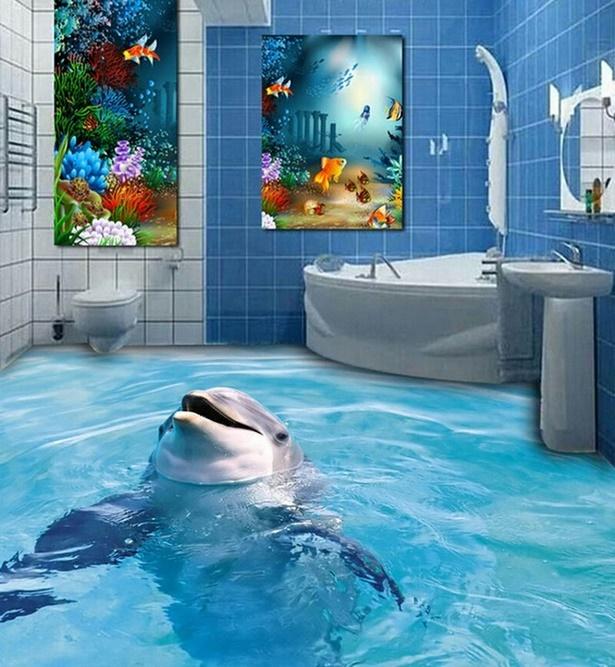 Verr 252 Ckte Badezimmer Ideen