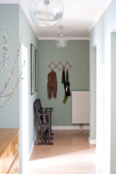 wandfarben flur diele. Black Bedroom Furniture Sets. Home Design Ideas