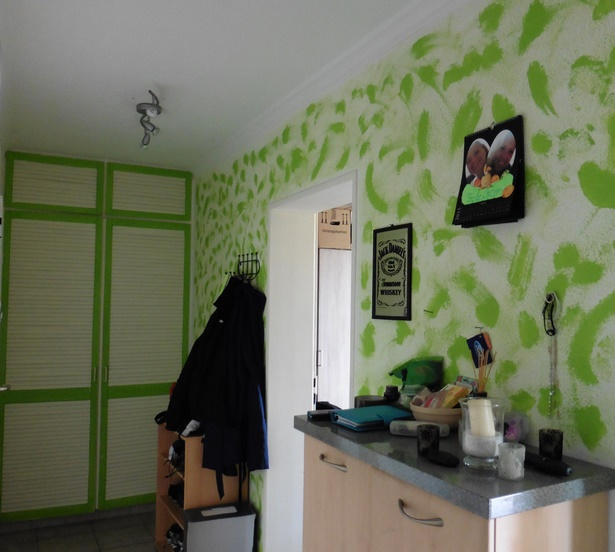 wandfarben ideen flur. Black Bedroom Furniture Sets. Home Design Ideas