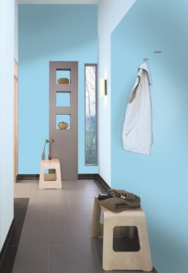 beautiful wandgestaltung im flur images kosherelsalvador. Black Bedroom Furniture Sets. Home Design Ideas