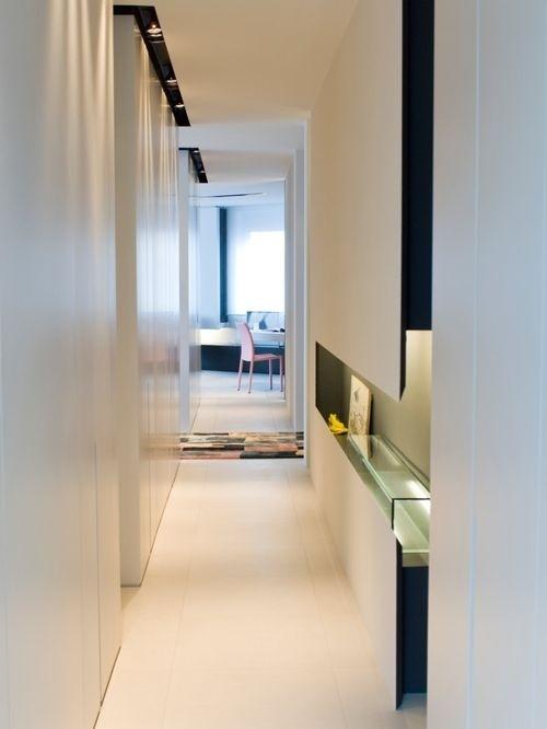 wohnideen kleiner flur. Black Bedroom Furniture Sets. Home Design Ideas