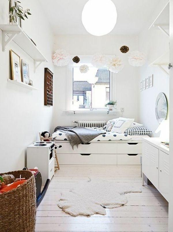 Wohnzimmer klein einrichten