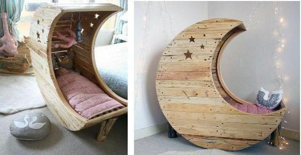 Ausgefallene kinderzimmer ideen for Babyzimmer dekoration